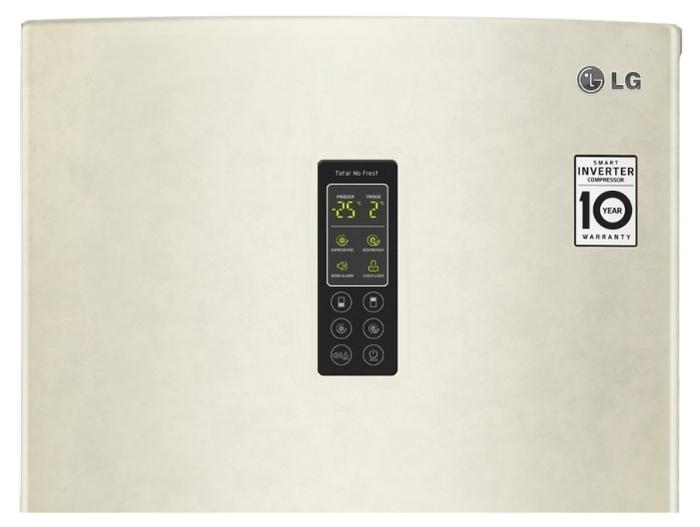 LG GA-B419 SEUL - класс энергопотребления: A+