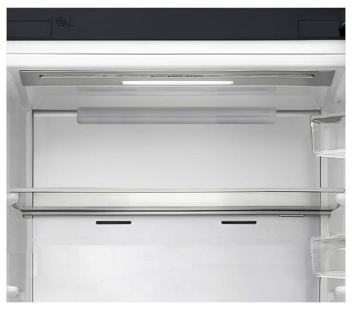 LG GA-B509 CBTL - объем холодильной камеры: 277л