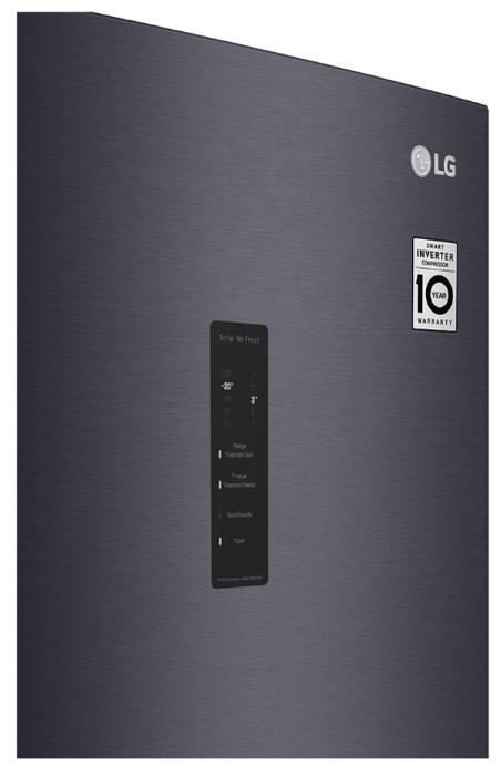 LG GA-B509 CBTL - количество компрессоров: один