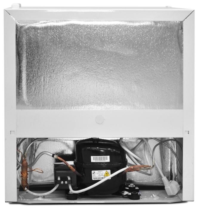 NORDFROST NR 402 W - объем холодильной камеры: 49л