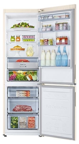 Samsung RB-34 K6220EF - объем холодильной камеры: 246л
