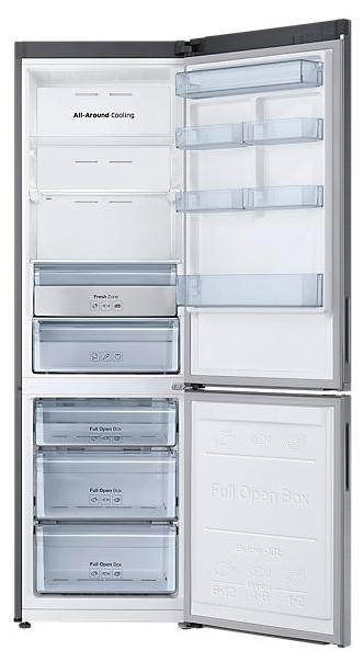 Samsung RB-34 K6220SS - объем холодильной камеры: 246л