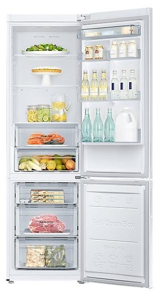 Samsung RB-37 J5200WW - объем холодильной камеры: 269л