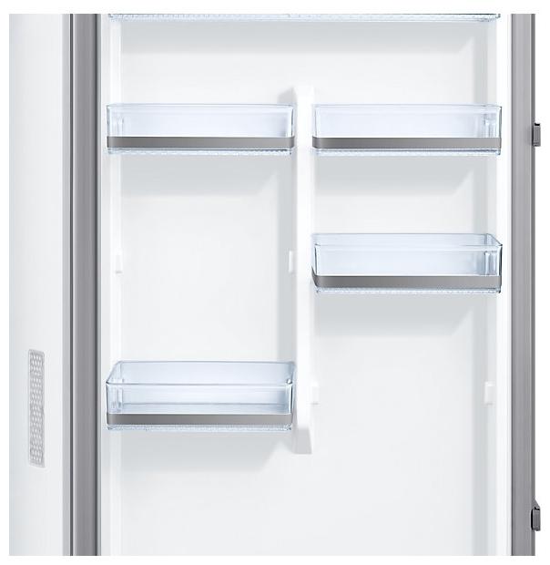 Samsung RR-39 M7140SA - возможность перевешивания дверей: есть