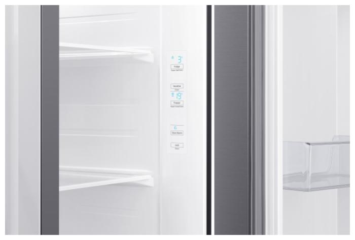 Samsung RS61R5001M9 - объем холодильной камеры: 418л