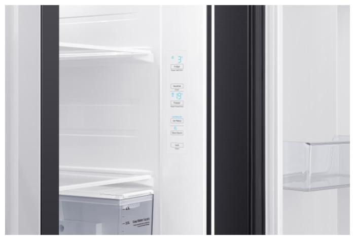 Samsung RS64R5331B4 - объем холодильной камеры: 415л