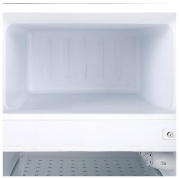 Tesler RCT-100 White - объем холодильной камеры: 65л