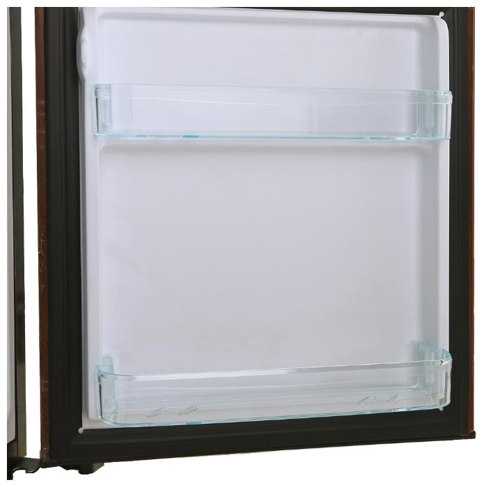 Tesler RCT-100 Wood - объем холодильной камеры: 65л