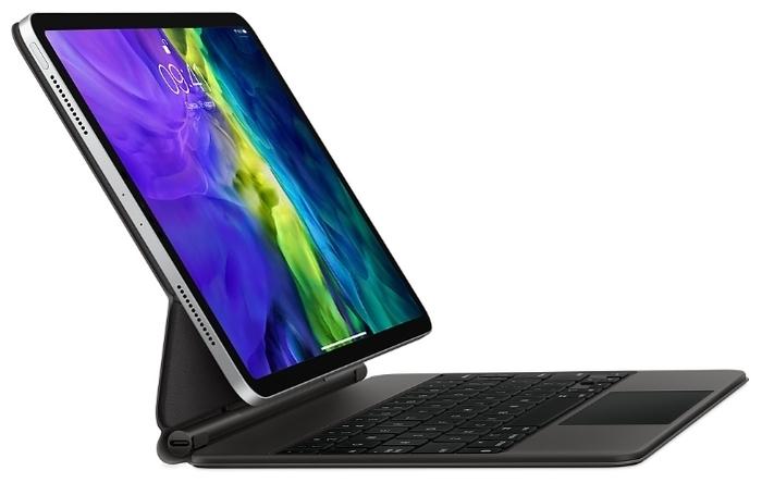 "Apple Magic Keyboard для iPad Pro 11"" (2020) - подсветка: да"