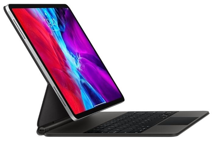"Apple Magic Keyboard для iPad Pro 12,9"" (2020) - подсветка: да"