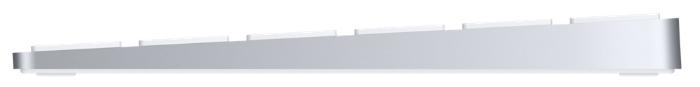 Apple Magic Keyboard White Bluetooth - подключение: беспроводная (Bluetooth)