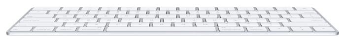 Apple Magic Keyboard White Bluetooth - количество клавиш: 79