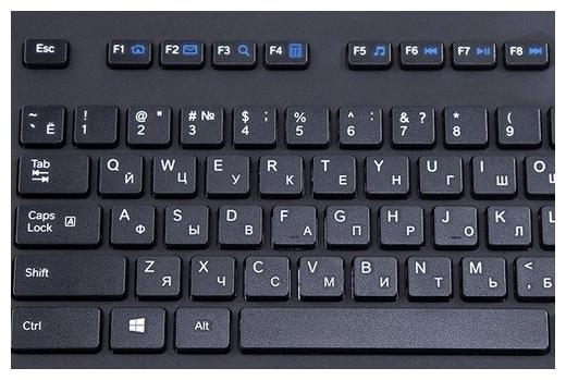 Logitech Corded Keyboard K280e Black USB - защита: от воды