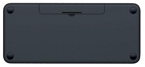 Logitech K380 Multi-Device Dark Grey Bluetooth - подключение: беспроводная (Bluetooth)