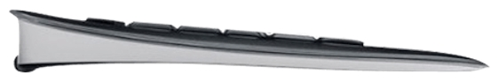 Logitech Wireless Illuminated Keyboard K800 Black USB - количество клавиш: 108, с цифровым блоком