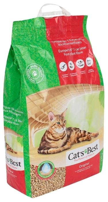 Cat s Best Original, 20 л/8.6 кг - вес 8.6кг