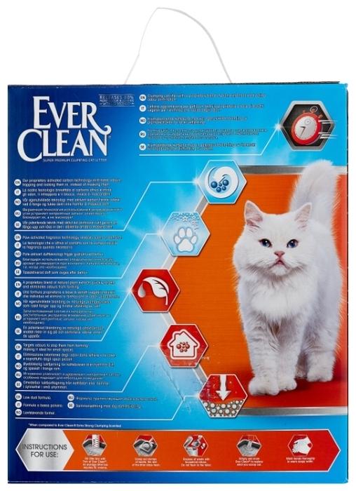 Ever Clean Fast Acting, 10 л - с защитой от запаха, антибактериальный