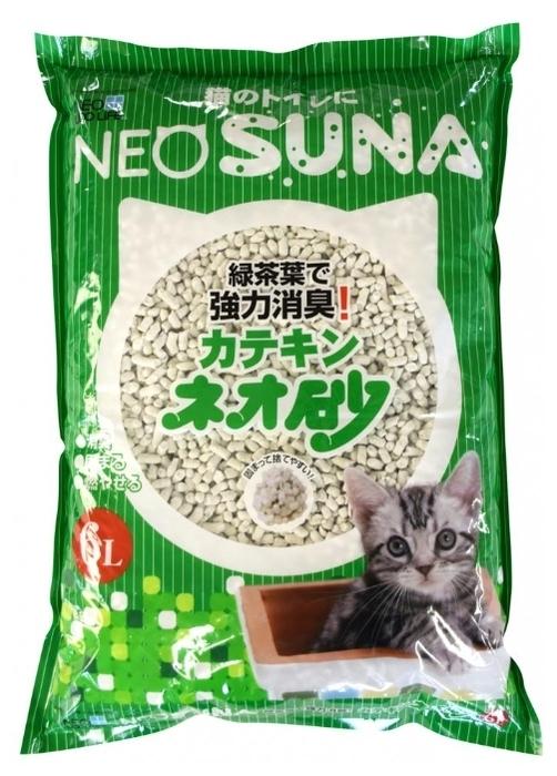 Neo loo life с экстрактом зеленого чая, 6 л - бумажный