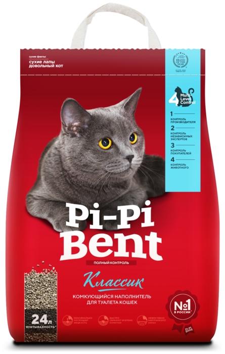 Pi-Pi Bent Классик, 10 кг - глиняный