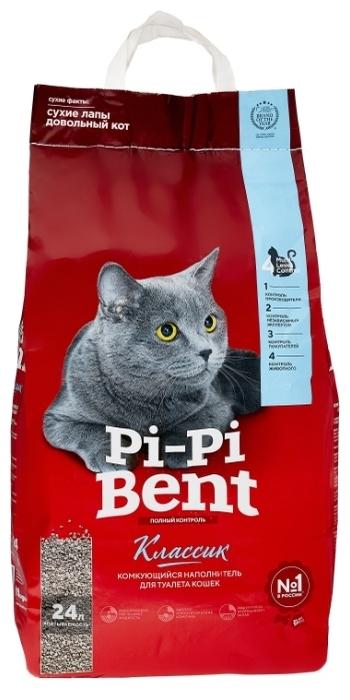 Pi-Pi Bent Классик, 10 кг - с защитой от запаха