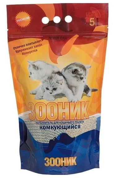 Зооник 5 л - с защитой от запаха, антибактериальный