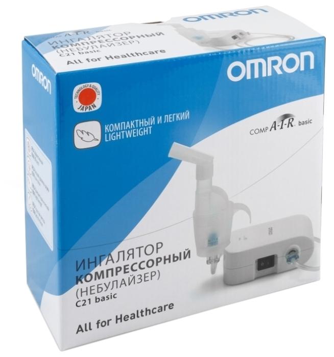 Omron Comp Air NE-C21 Basic - объем емкости для лекарств: 10мл