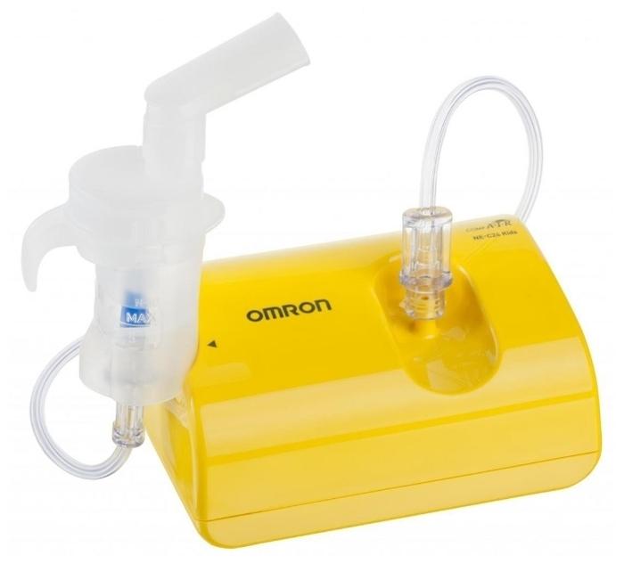 Omron Comp Air NE-C24 Kids - скорость распыления: 0.3мл/мин