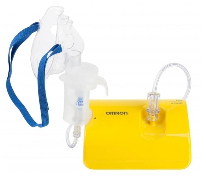 Omron Comp Air NE-C24 Kids - объем емкости для лекарств: 7мл