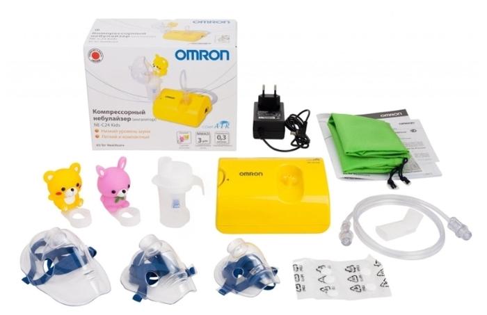 Omron Comp Air NE-C24 Kids - ШхГхВ: 98x72x142мм
