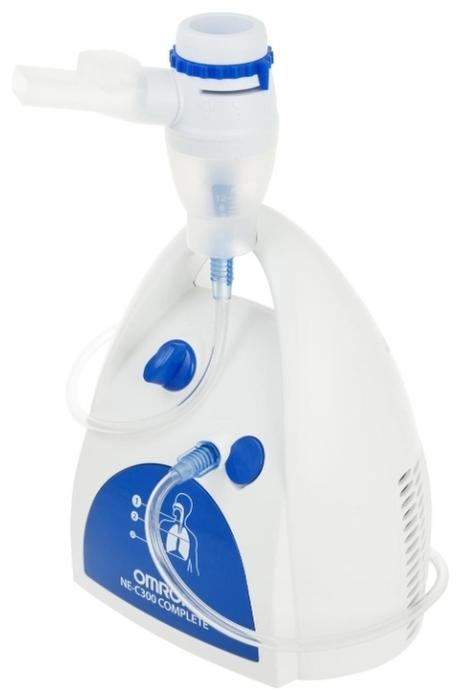 Omron Comp Air NE-C300 Complete - насадки: маска взрослая, насадка для рта, маска детская, насадка для носа
