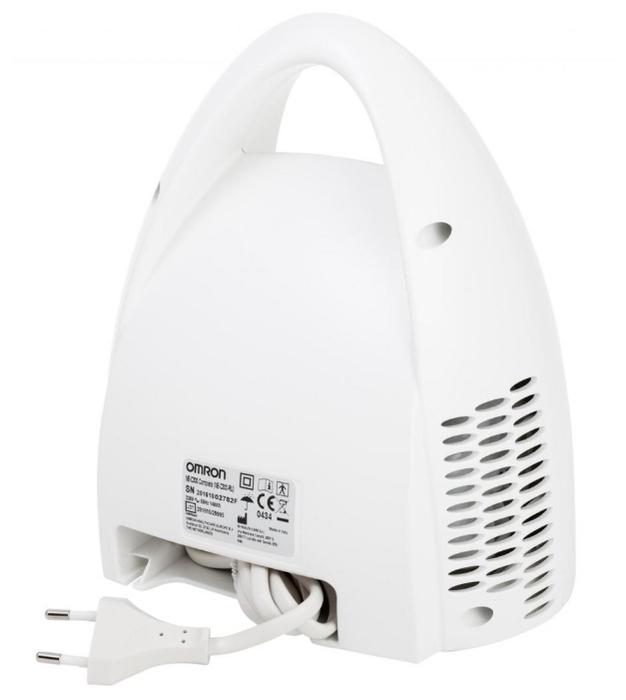 Omron Comp Air NE-C300 Complete - скорость распыления: 0.7мл/мин