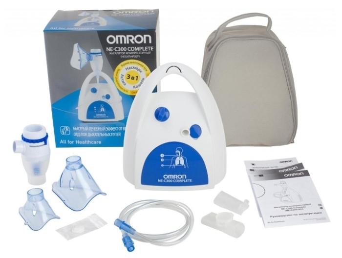 Omron Comp Air NE-C300 Complete - питание: от сети