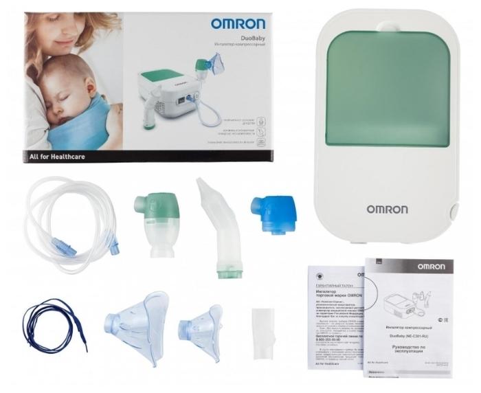 Omron Duo Baby - уровень шума: 63дБ