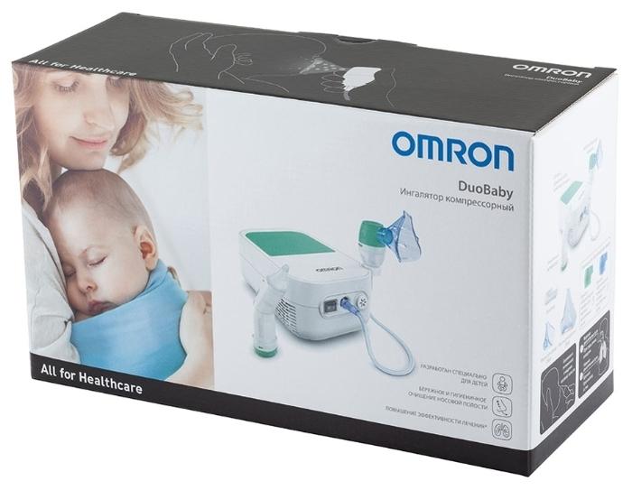 Omron Duo Baby - ШхГхВ: 280x170x106мм