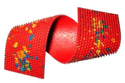 Ляпко Двойной, шаг игл 5.8 мм 46x10.5 см - Размер (ШxД): 10.50х 46см