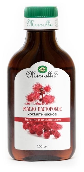 Mirrolla Касторовое - масла и эссенции: касторовое масло