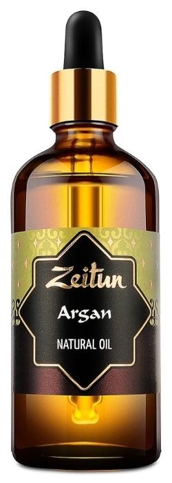 Zeitun Арганы натуральное (прямого холодного отжима) - эффект: питание, увлажнение, SPF-защита