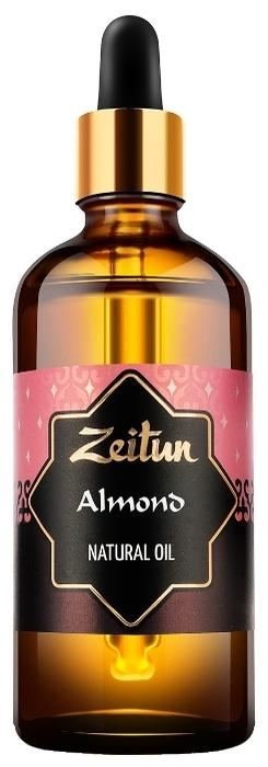 Zeitun миндальное натуральное - эффект: питание, увлажнение, разглаживание