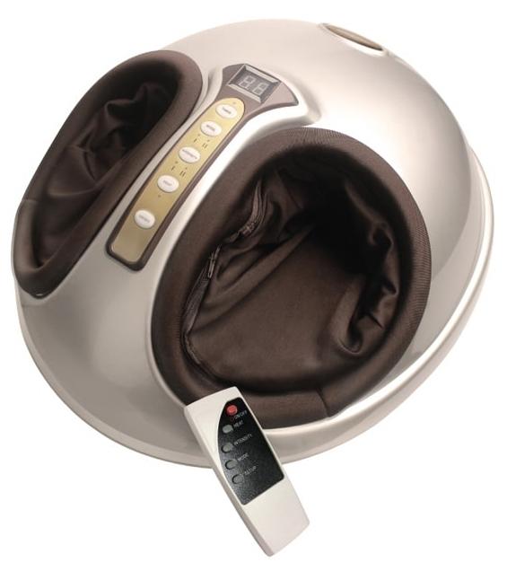 Gezatone Massage magic AMG712 - зона массажа: ноги, стопы