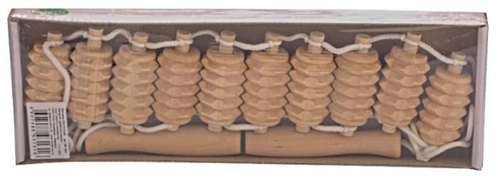 Тимбэ Продакшен Ленточный (МА3223) - зона массажа: поясница, бедра, ноги, плечи, спина, голени, шея, стопы, ягодицы, талия