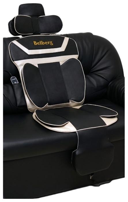 Belberg Neo Driver BM-03 - вид массажа: воздушно-компрессионный, вибрационный, разминающий