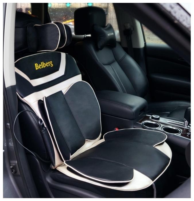 Belberg Neo Driver BM-03 - функции: растяжка, вибрация