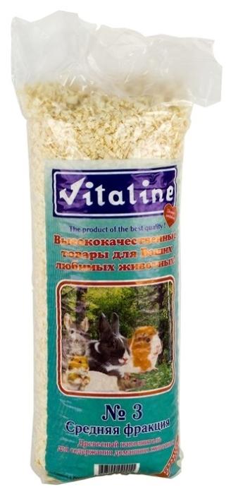 Vitaline №3 средняя фракция 14.7 л - вид животного: птицы, кролики, грызуны