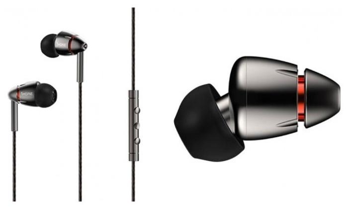 1MORE Quad Driver In-Ear E1010 - микрофон: да
