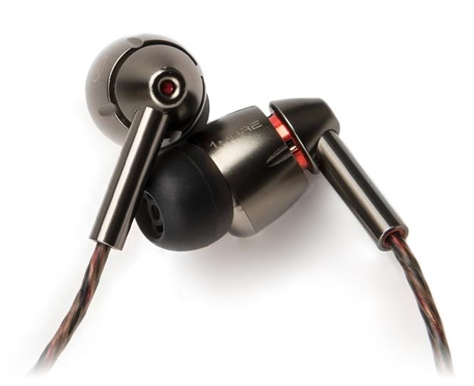 1MORE Quad Driver In-Ear E1010 - вес: 18.5г