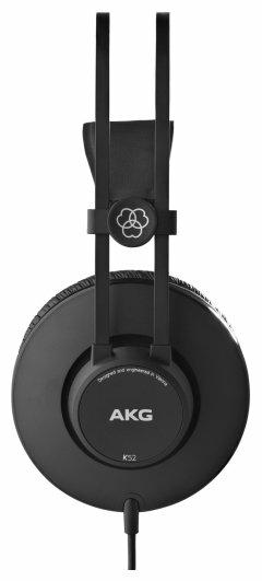 AKG K 52 - тип излучателей: динамические