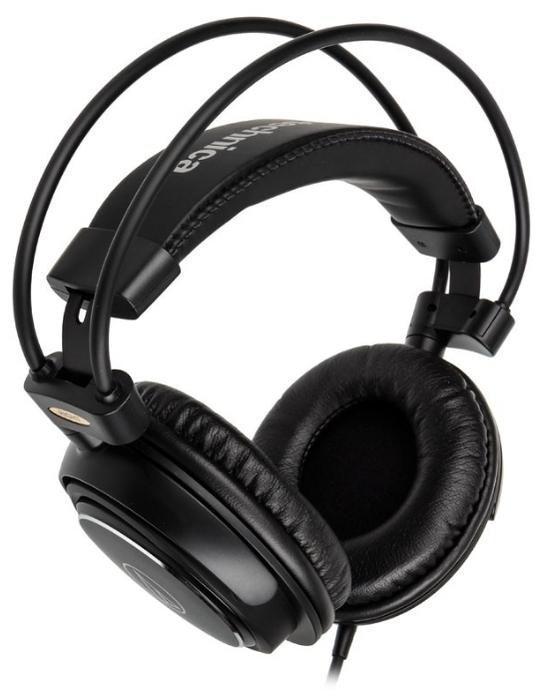 Audio-Technica ATH-AVC500 - тип излучателей: динамические