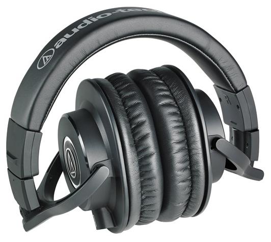 Audio-Technica ATH-M40x - тип излучателей: динамические