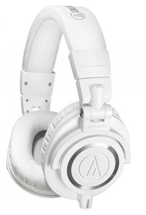 Audio-Technica ATH-M50x - конструкция: полноразмерные (закрытые)