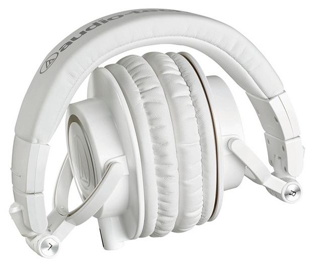 Audio-Technica ATH-M50x - тип излучателей: динамические